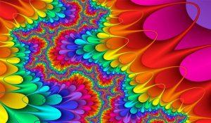 رنگ2 300x176 - رنگ ها و انرژی مثبت