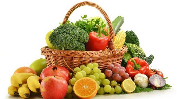 تصویر در روزانه چه مقدار میوه بخوریم؟