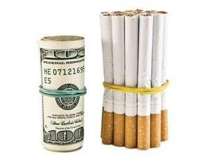 صرفهجویی در پول با ترک سیگار