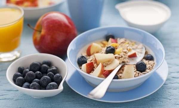 صبحانه سالم قبل از ورزش کردن