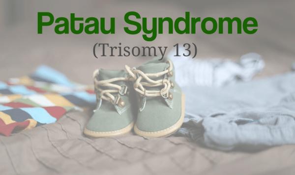 تصویر در سندرم پاتو یا تریزومی ۱۳ چیست؟