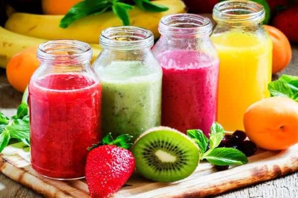 اسموتی میوه یا سبزیجات