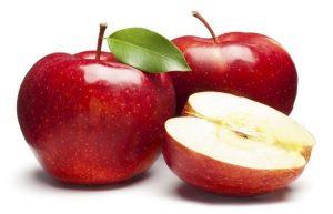 سیب خوش مزه 300x193 - ترکیب شگفت انگیز سیب و ترنج و خیار