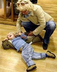 1 1 - انواع تشنج در کودکان