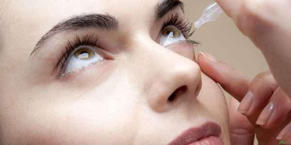 خشکی چشم و علل آن