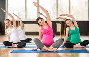 فواید و مضرات ورزش در بارداری