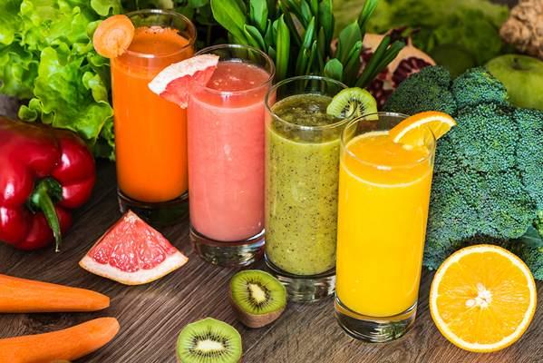 تصویر در ۱۰ آبمیوه طبیعی که به تقویت سیستم ایمنی بدن کمک میکنند!