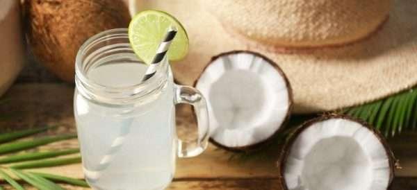 آب نارگیل