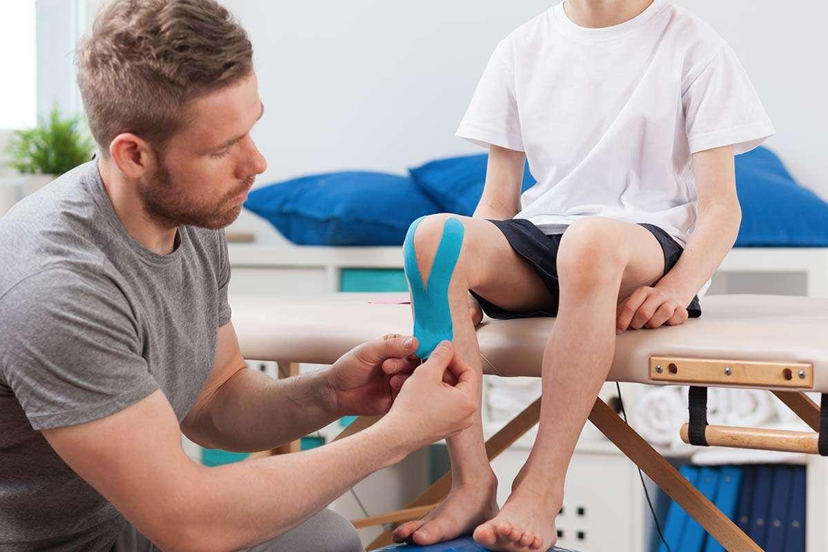 physical therapy - آسیب رباط صلیبی چگونه درمان می شود؟