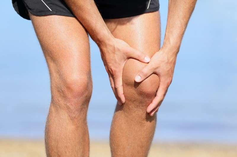 تصویر در انواع زانو درد و علل اصلی آن