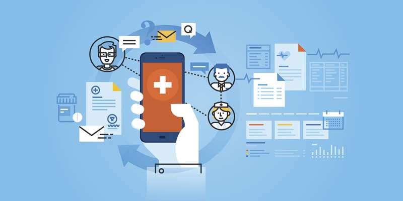 healthcare mobile ، سلامت همراه