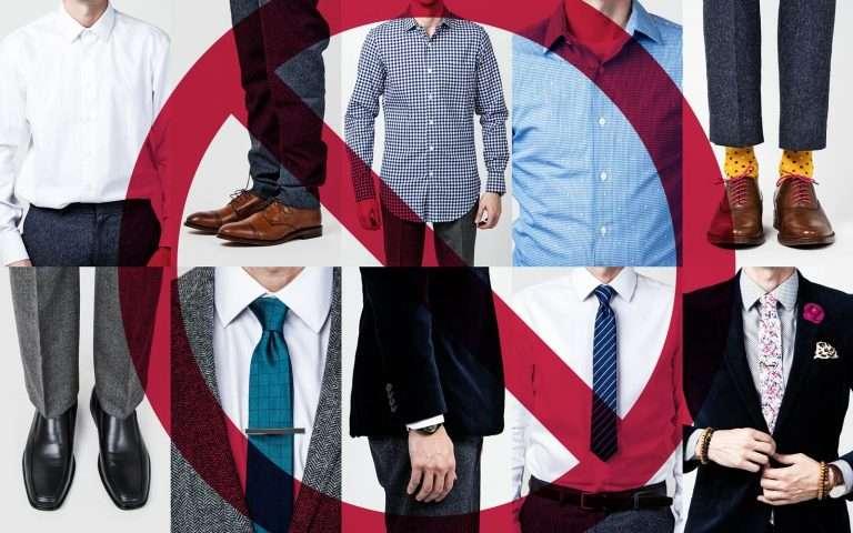 10 اشتباه رایج آقایان در لباس پوشیدن