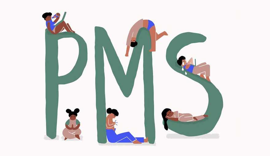 سندرم پیشاقاعدگی (PMS)