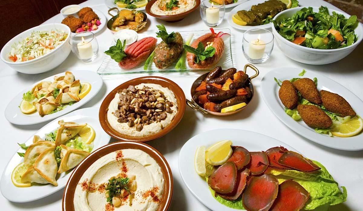 تصویر در غذاهای معروف خاورمیانه که شهرت جهانی دارند!( قسمت دوم)