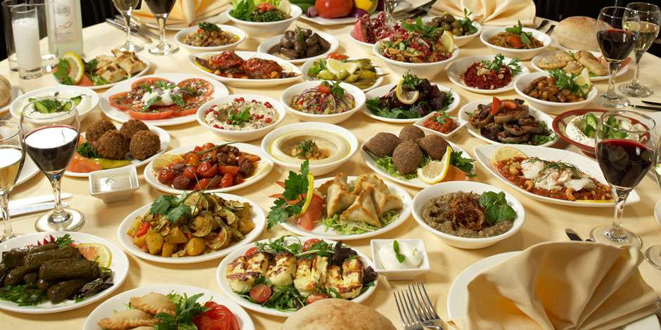 تصویر در غذاهای معروف خاورمیانه که شهرت جهانی دارند! (قسمت اول)