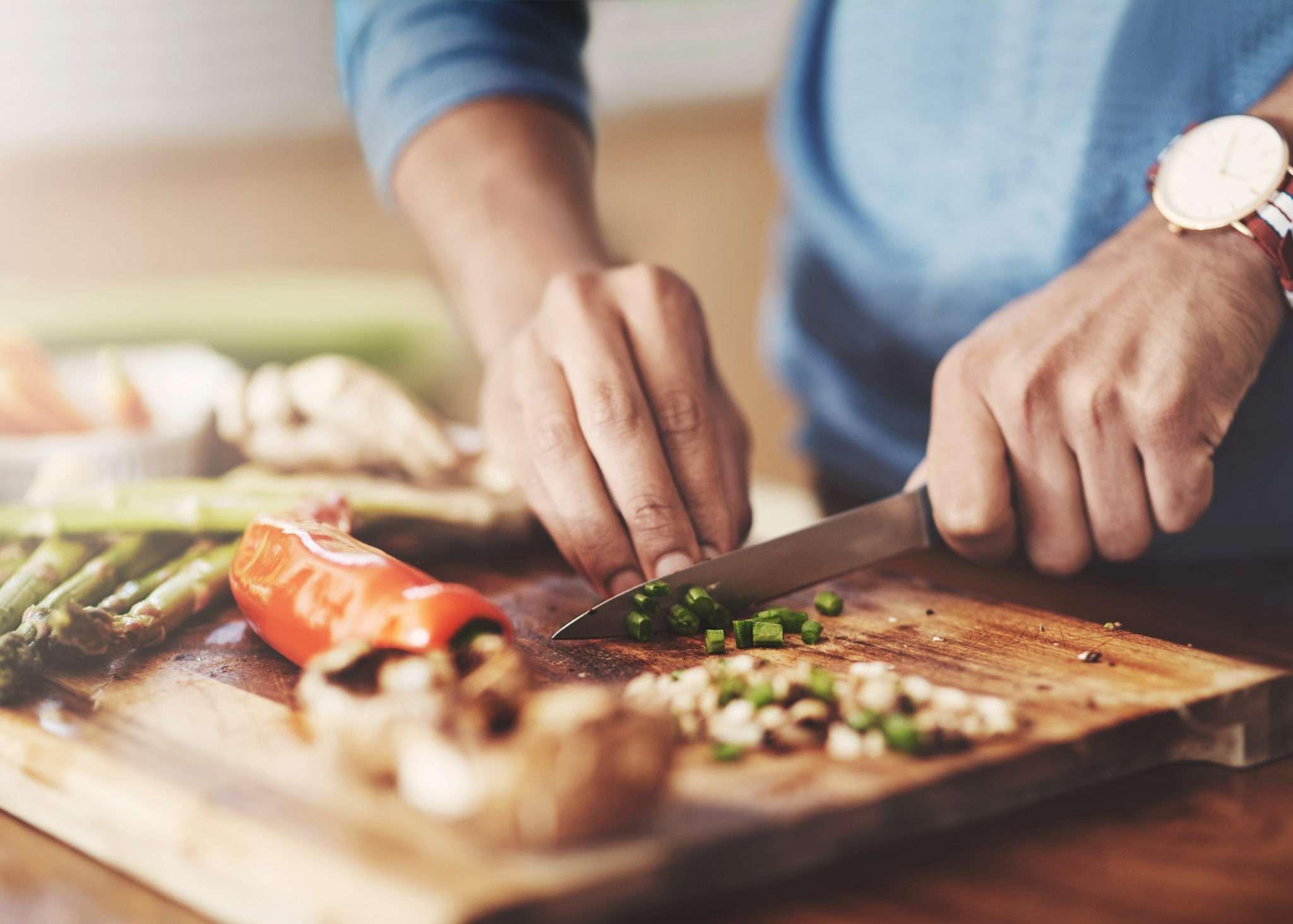 تصویر در توصیه های غذایی برای بیمارن مبتلا به سرطان