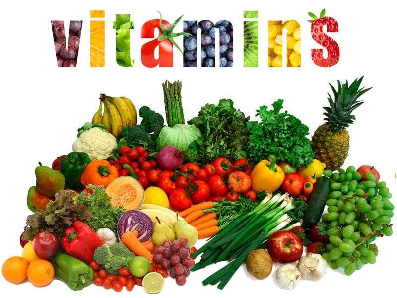 تصویر در کرونا ویروس و تاثیر ویتامین ها برا آن