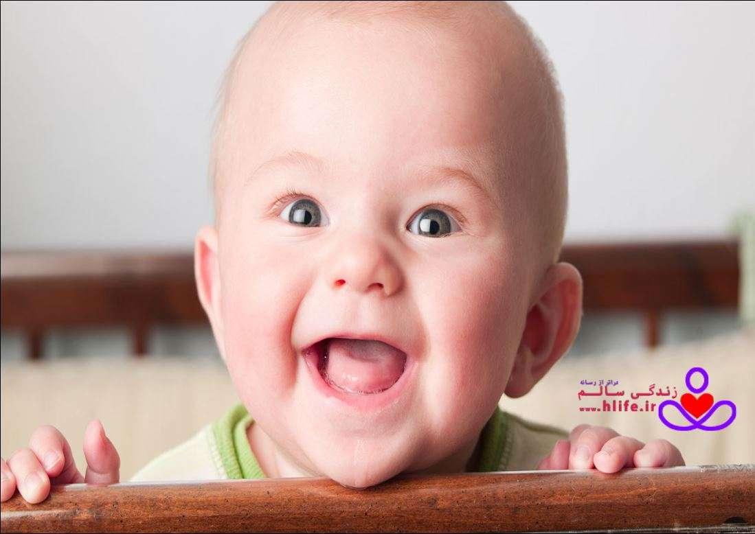 تصویر در خلق و خوی نوزاد شخصیت ۲۰ سال آینده ی آنها را پیش بینی میکند