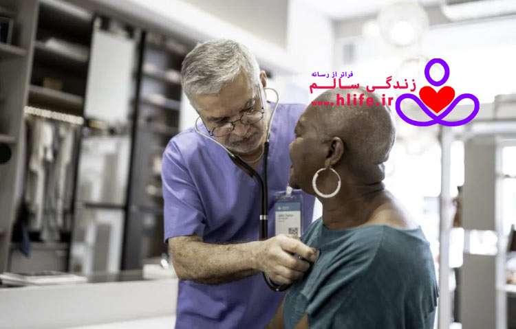 تصویر در اثر هسیتامین بر آسیب های قلبی و کلیوی