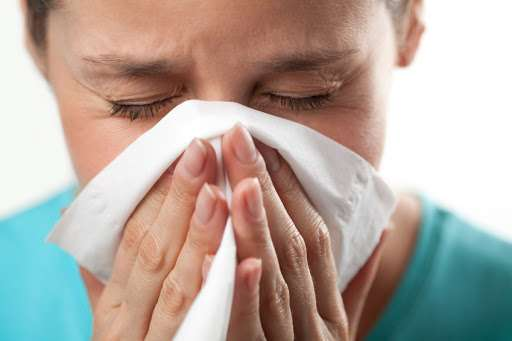 تصویر در سرماخوردگی: از خود و دیگران محافظت کنید