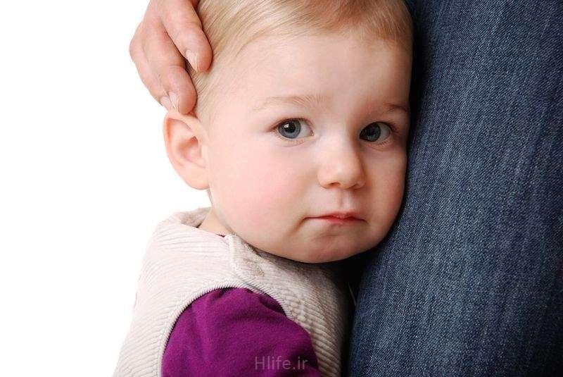 تصویر در کمرویی در کودکان و درمان آن