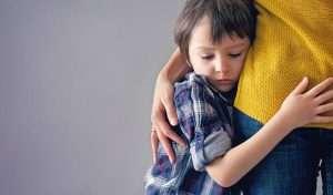 کمرویی در کودکان hlife.ir