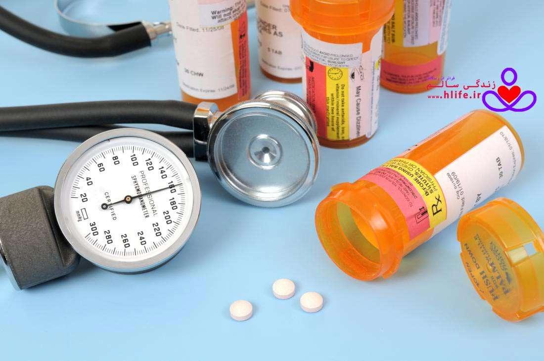 تصویر در افزایش خطر مرگ با ۲ داروی فشار خون